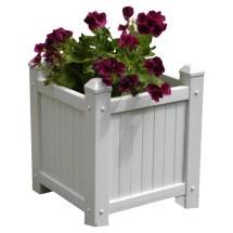 Dura-trel . Square Planter Box &