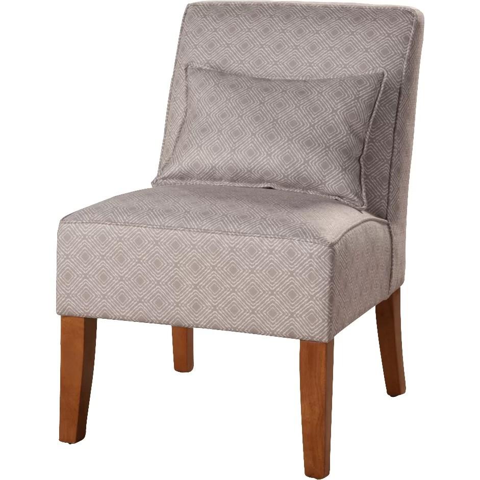 HomePop Slipper Accent Chair  Reviews  Wayfair