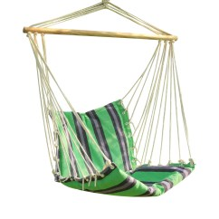 Hanging Chair Tree Dining Upholstery Adecotrading Suspended Indoor Outdoor Hammock