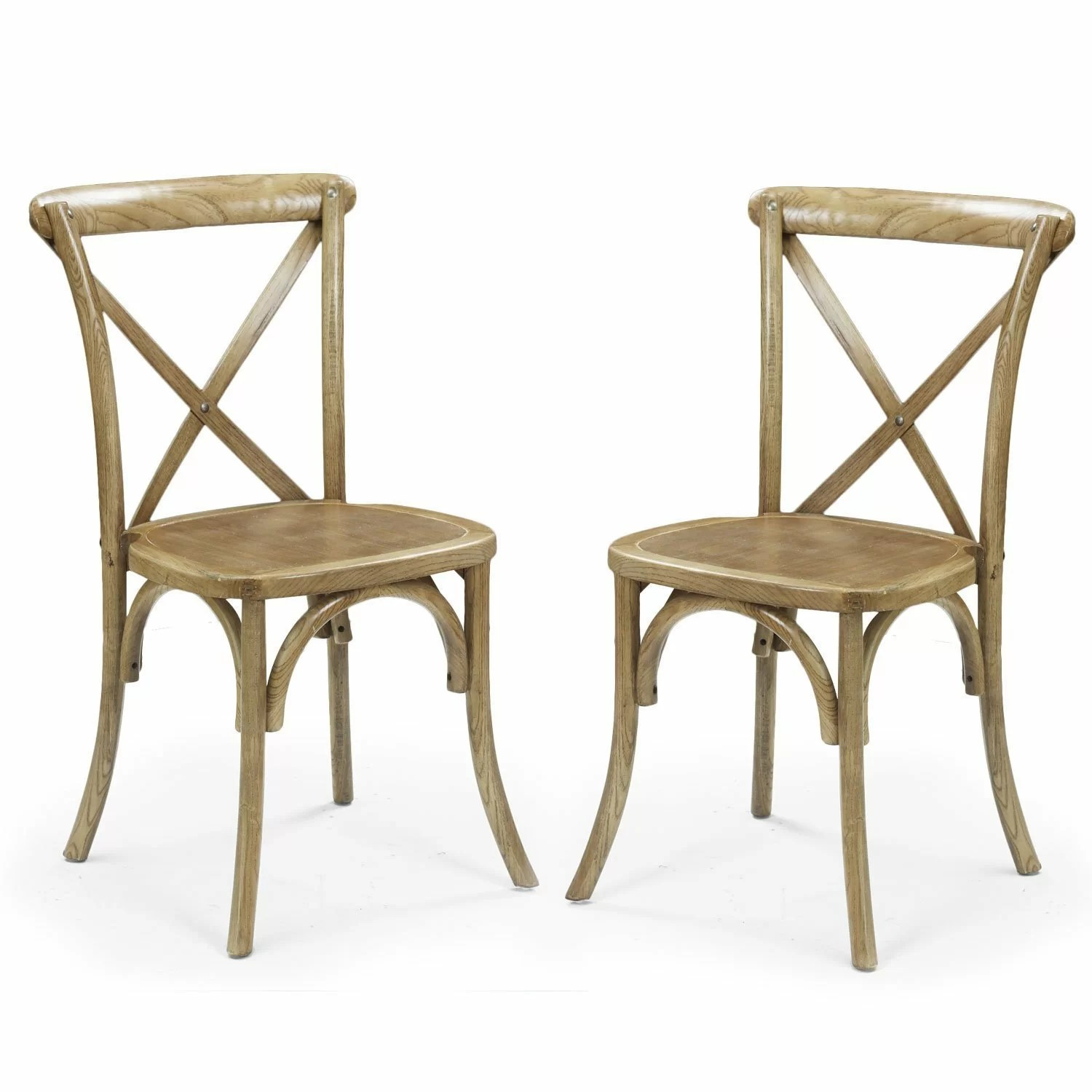 Dining Side Chairs Adecotrading Stackable Dining Side Chair And Reviews Wayfair