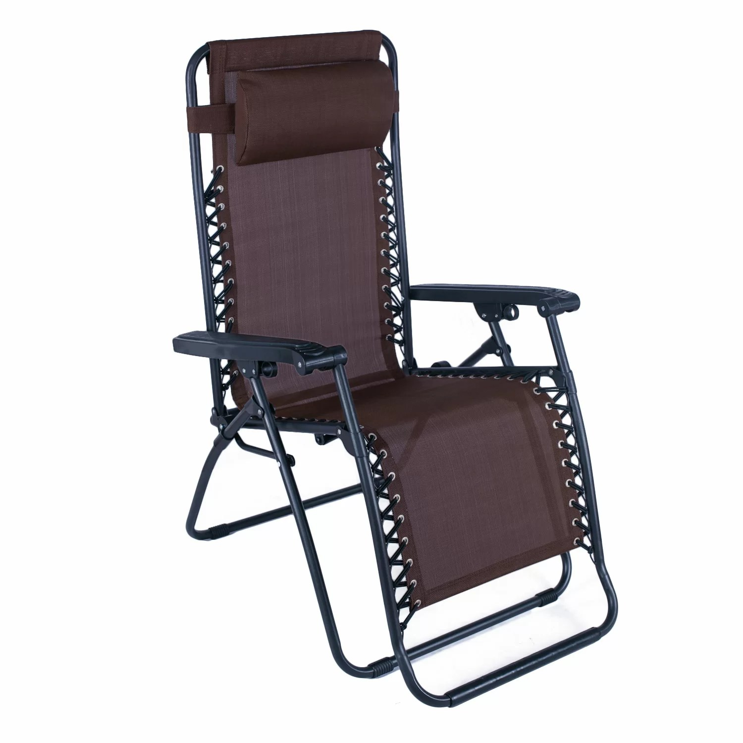AdecoTrading Outdoor Folding and Reclining Zero Gravity