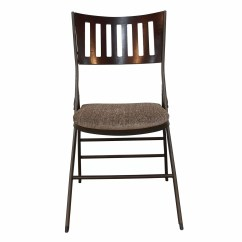Chair Steel Folding Ergonomic On Sale Adecotrading Tubular And Reviews Wayfair