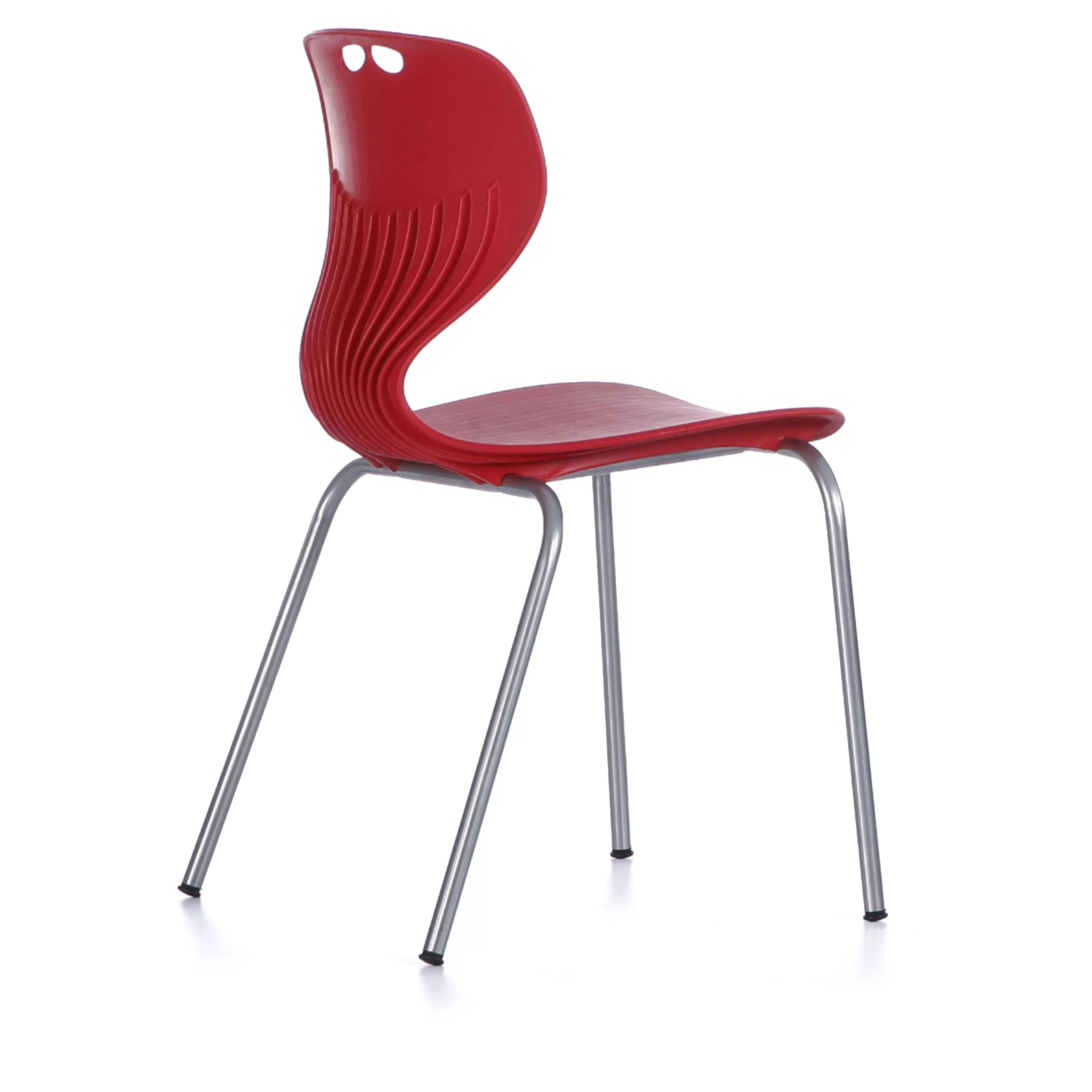 Teacher Chair Mien 18 Quot Plastic Classroom Chair Wayfair