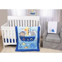 Baby's First Ahoy There 5 Piece Crib Bedding Set & Reviews ...
