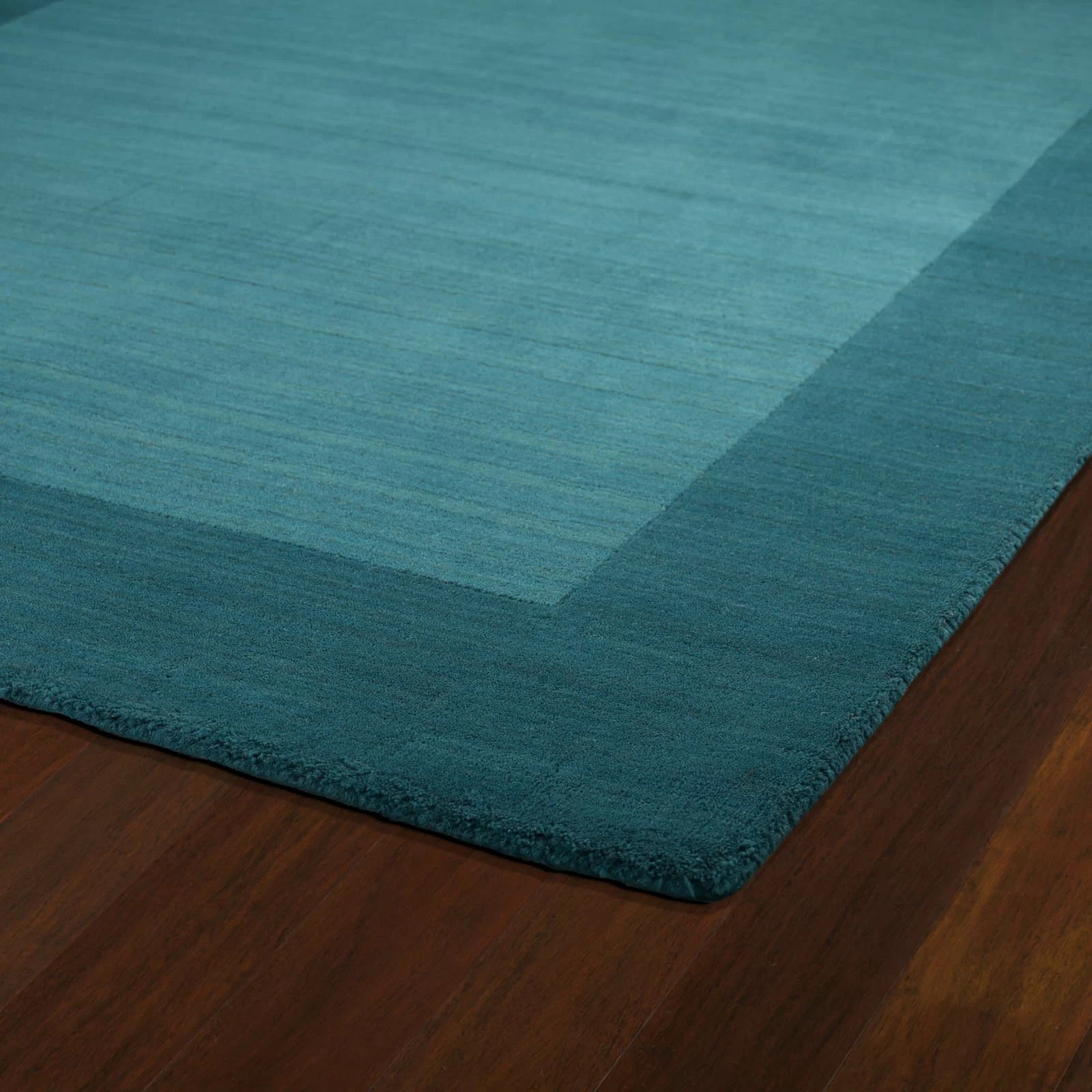 turquoise kitchen rugs sink options kaleen regency solid area rug and reviews wayfair