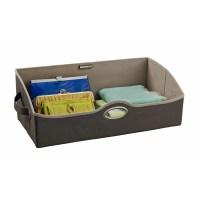 ClosetMaid Large Fabric Storage Bin & Reviews | Wayfair