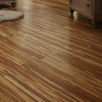 """Easoon USA 4-3/4"""" Solid Strand Woven Bamboo Hardwood ..."""