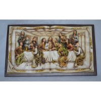 Hi-Line Gift Ltd. Last Supper Wall Decor | Wayfair