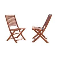 Vifah Folding Dining Side Chair & Reviews | Wayfair