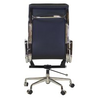 Design Tree Home Mid Century Leather Desk Chair | Wayfair
