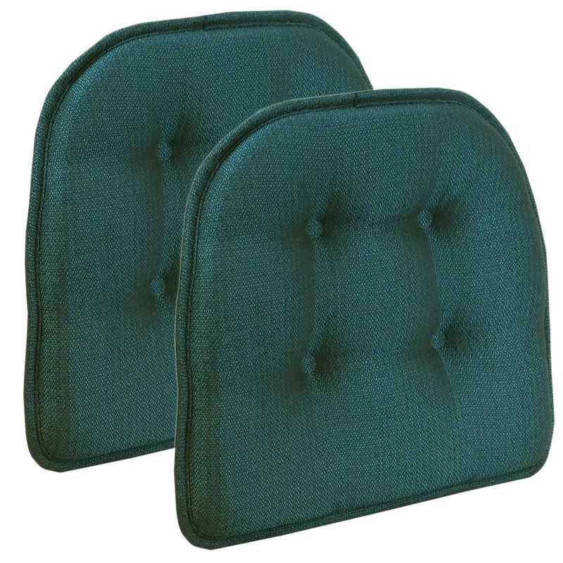 Wayfair Basics Wayfair Basics Tufted Gripper Chair Cushion