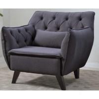Madison Home USA Mid Century Modern Arm Chair & Reviews ...