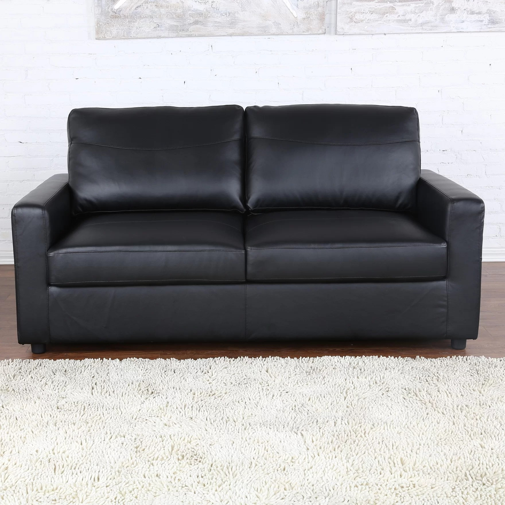 usa made sleeper sofa mainstays with memory foam madison home pull out and reviews