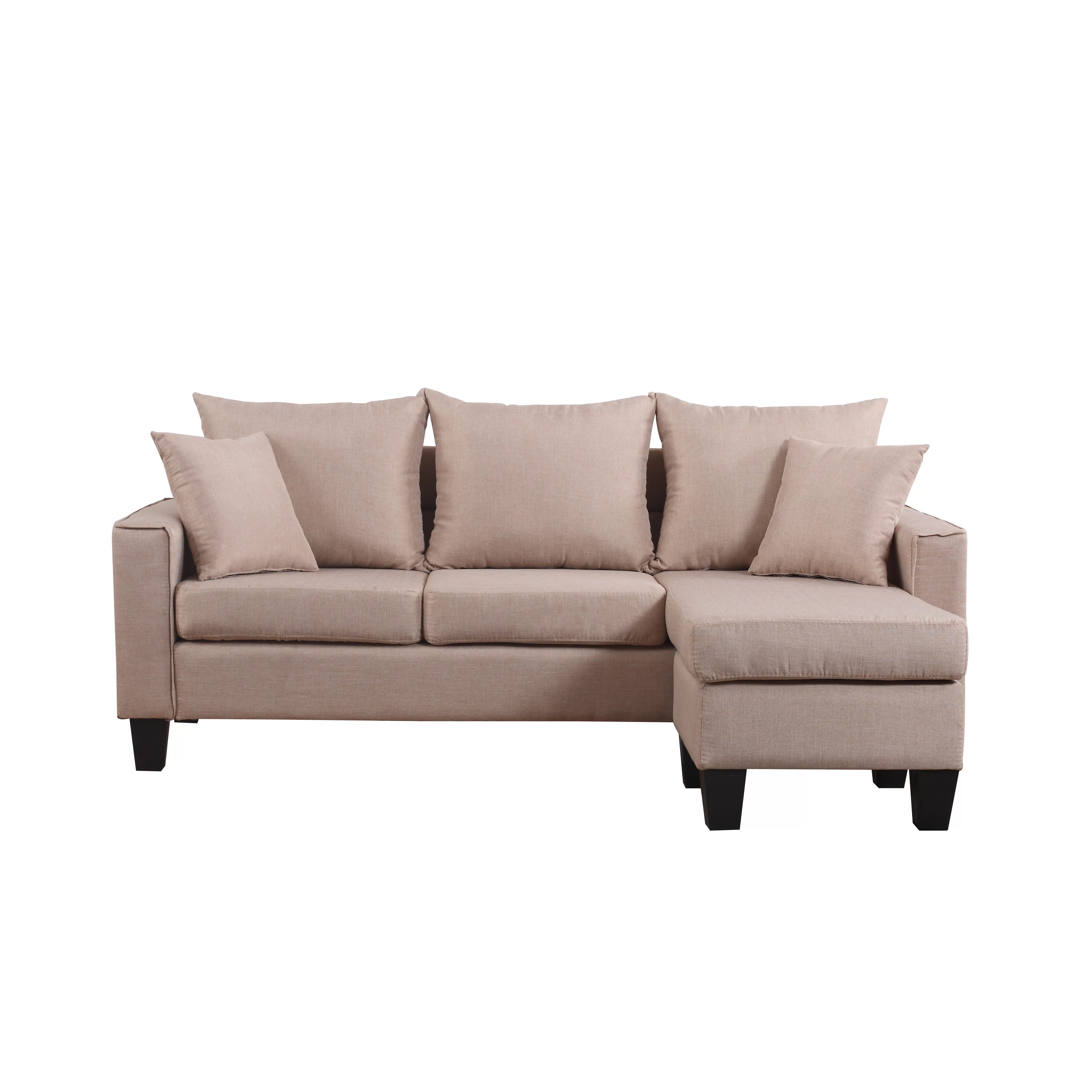 reversible sectional sofas with chaise leather reclining sofa madison home usa wayfair