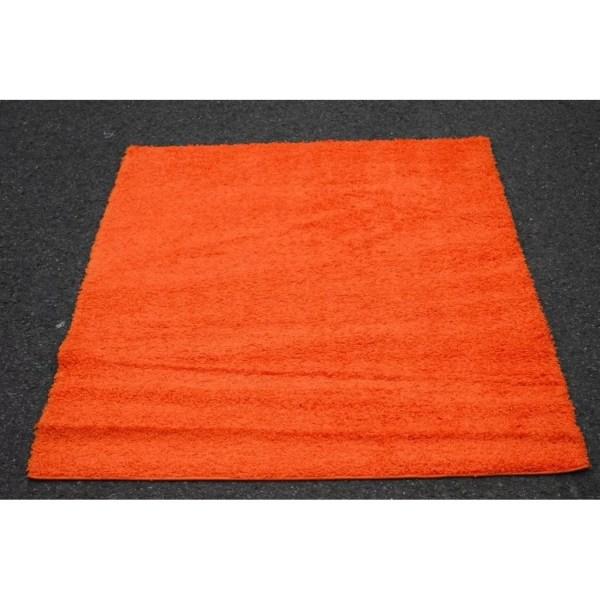 Modern Orange Area Rugs