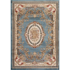 Traditional Living Rooms With Oriental Rugs Room Led Lights Persian-rugs Blue Area Rug & Reviews   Wayfair