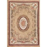 Persian-rugs Traditional Beige Area Rug & Reviews   Wayfair