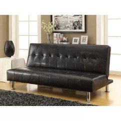 Klik Klak Sofa With Storage Black And Grey Dfs Worldwide Homefurnishings Sleeper Reviews