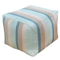 Core Covers Sunbrella Outdoor/Indoor Pouf Ottoman ...