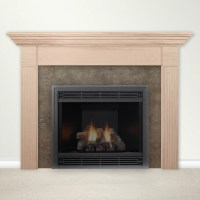 Housewarmer Fireplace Mantel Surround with Shelf & Reviews ...