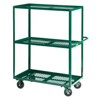 "Little Giant USA 24"" x 53.5"" Multi-Shelf Steel Utility ..."