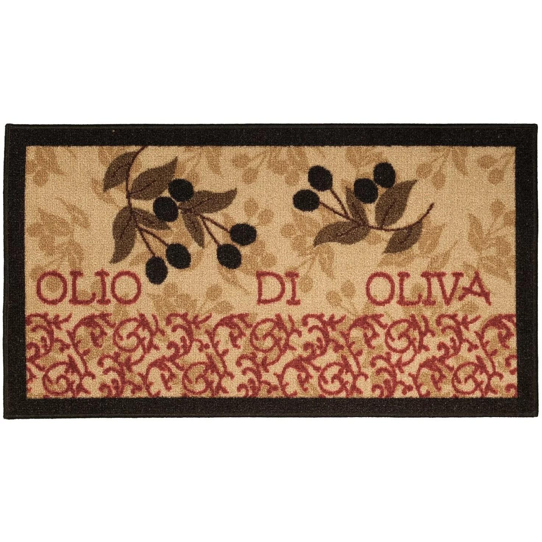 kitchen accent rugs cheap island rugnur cucina italian garden olive area rug