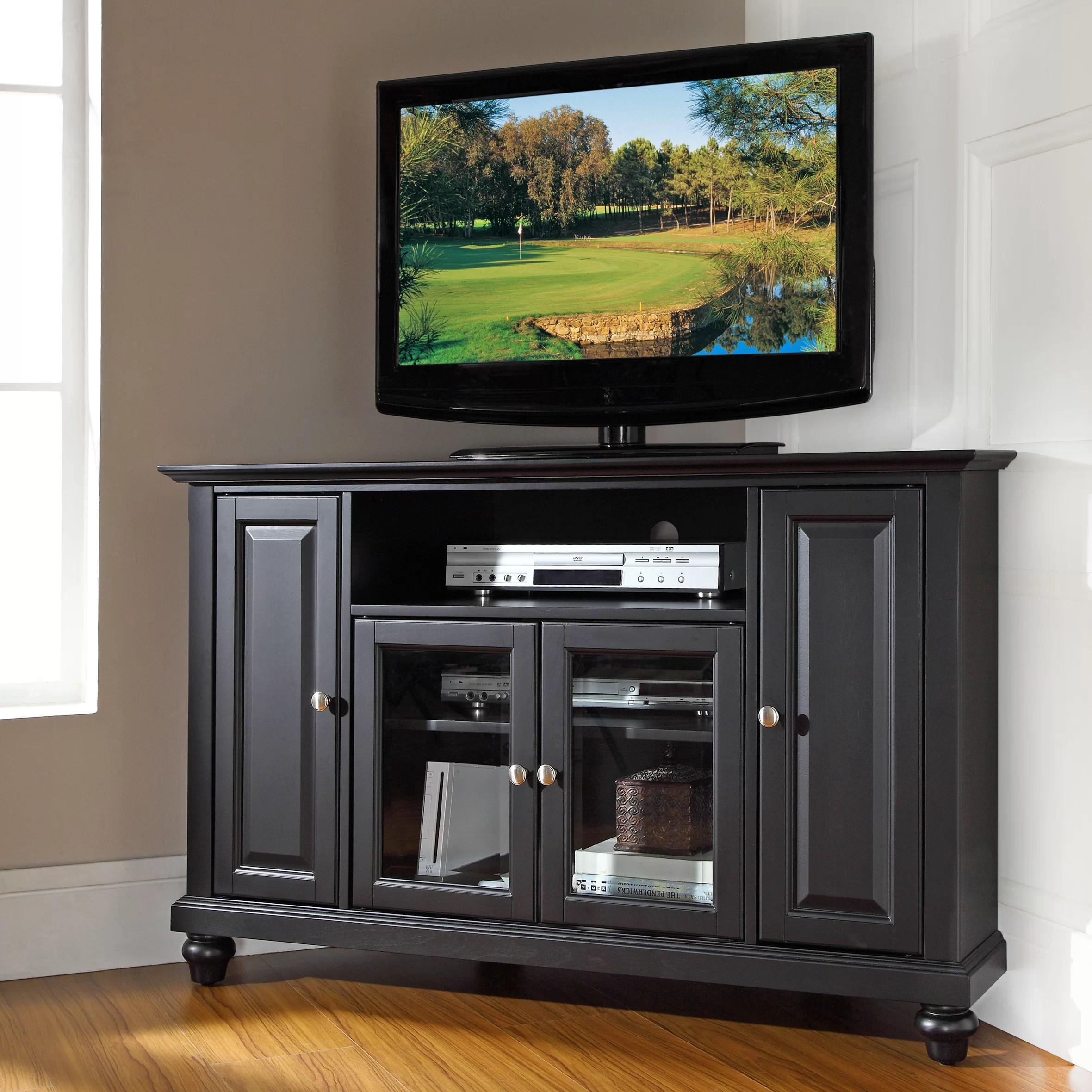 Darby Home Co Merilee 48 Corner TV Stand  Reviews  Wayfair