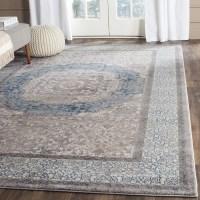 Darby Home Co Sofia Light Gray/Blue Area Rug & Reviews ...