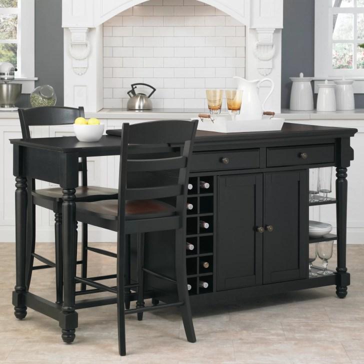 Darby Home Cleanhill Piece Kitchen Island Set