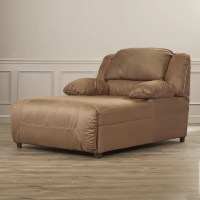 Darby Home Co Jimenes Microfiber Chaise Recliner & Reviews ...