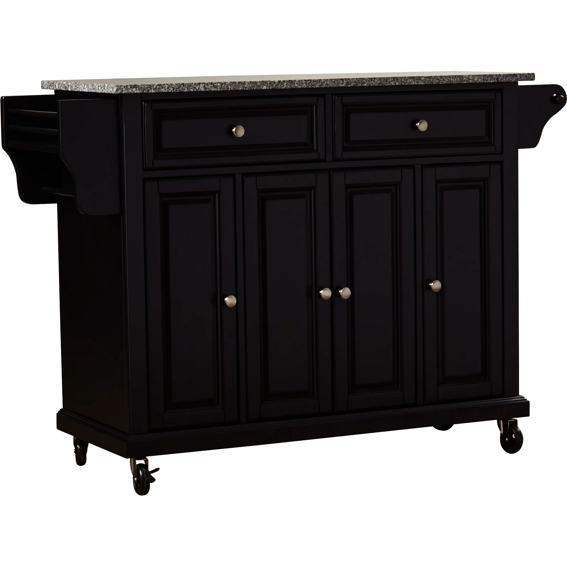 marble top kitchen cart small remodel ideas on a budget darby home co pottstown island with granite
