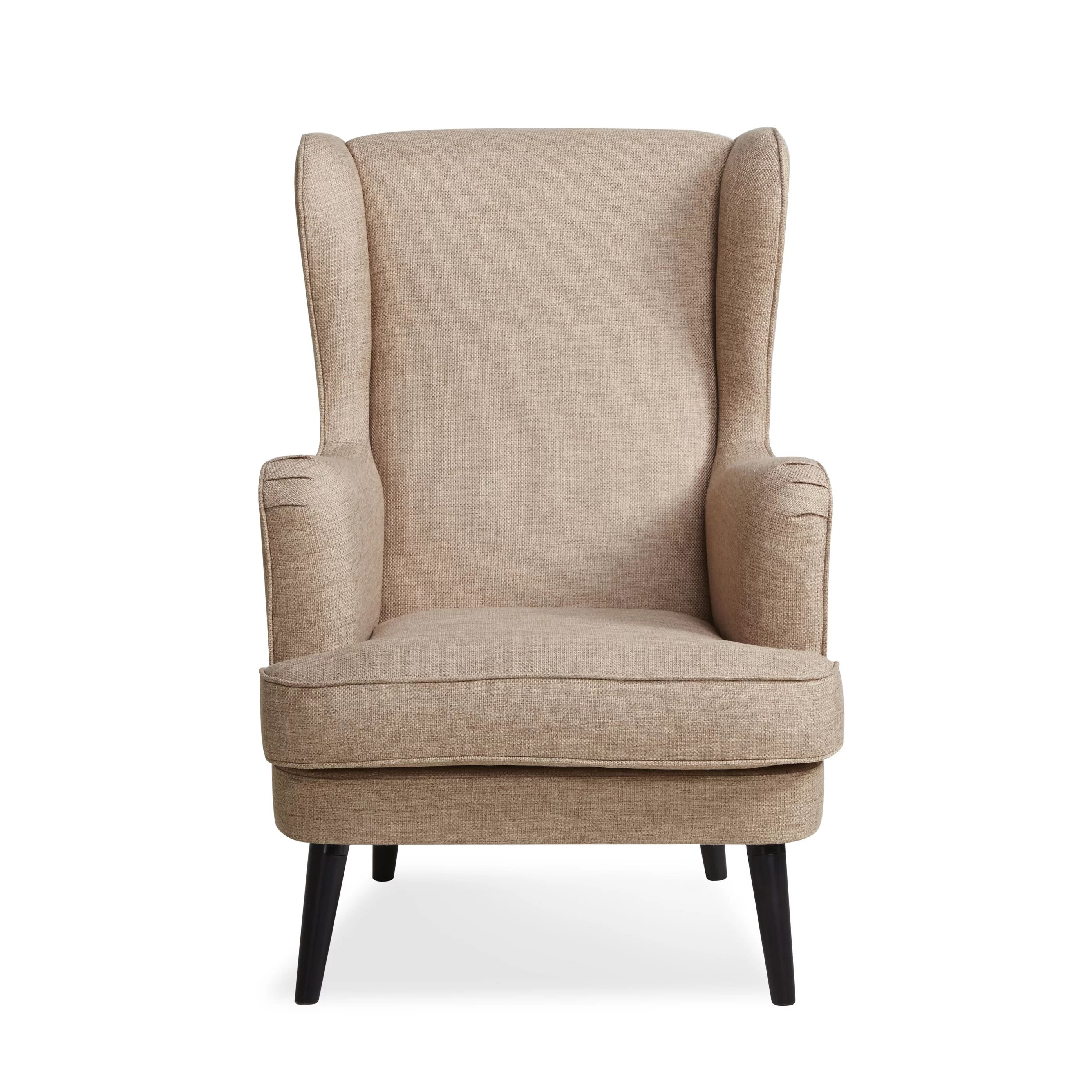 Darby Home Co Brigance Wingback Chair  Reviews  Wayfair