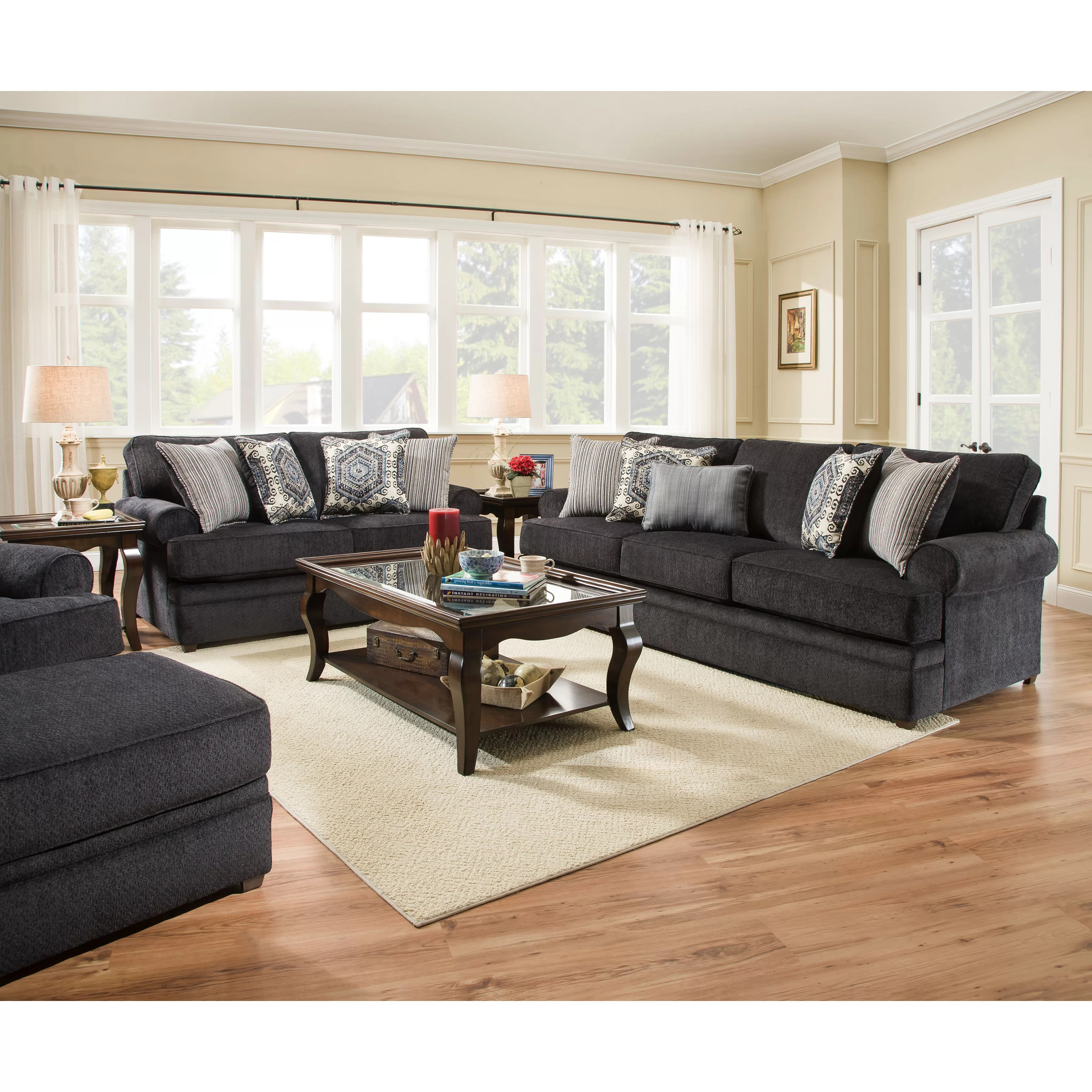 sofa company nl reviews affordable modular darby home co dorothy by simmons upholstery and