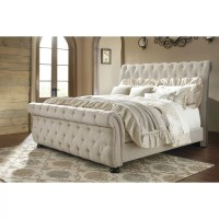 Darby Home Co Althea Upholstered Sleigh Customizable ...