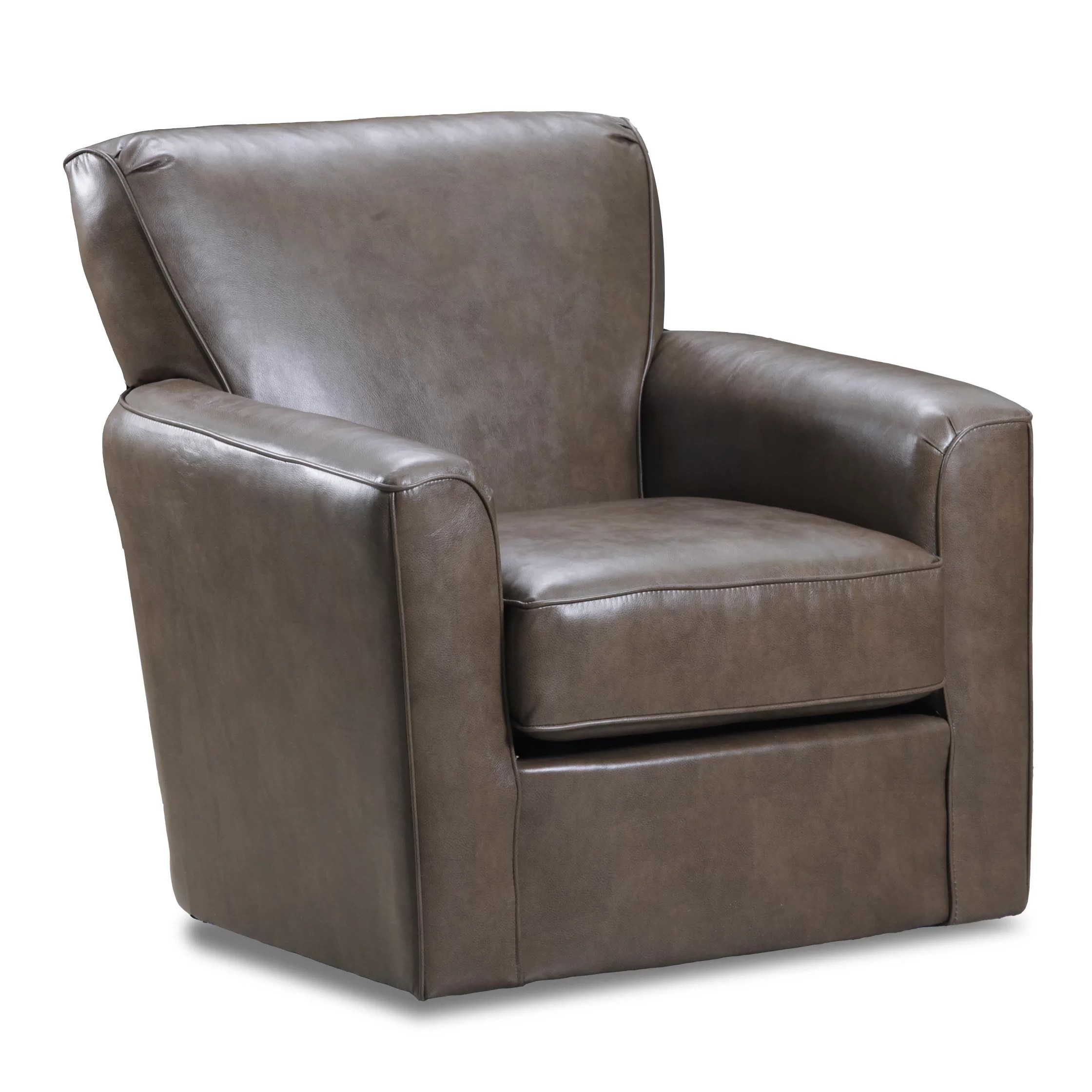 Barrel Chair Swivel Darby Home Co Simmons Upholstery Alice Swivel Barrel Chair