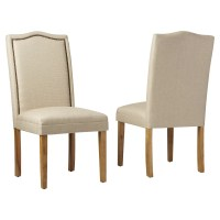 Alcott Hill Patton Upholstered Parsons Chair & Reviews ...