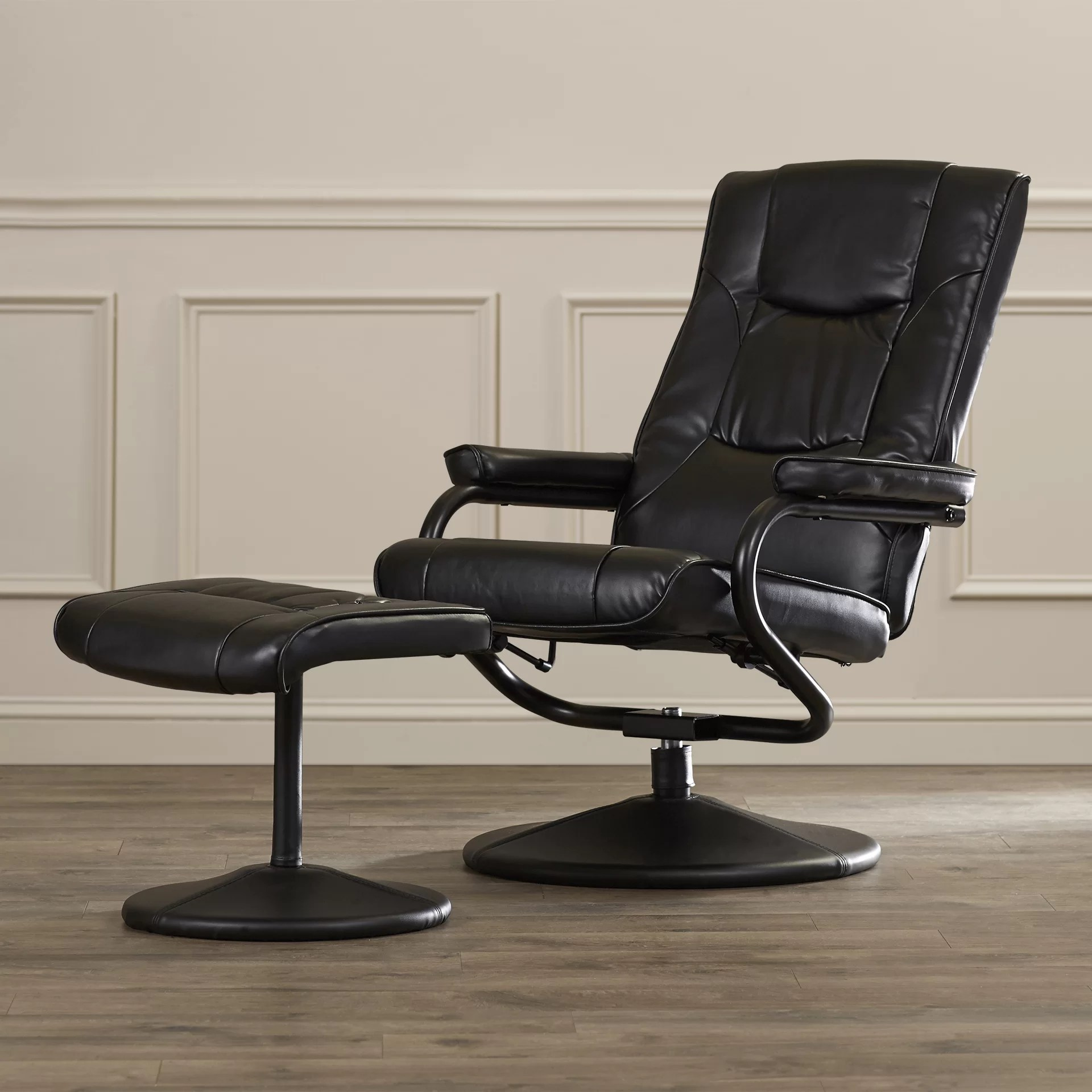 lane office chair leather transparent dining chairs charlton home soft reclining and