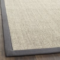 Charlton Home Eldert Hand-Woven Marble/Light Gray Area Rug ...
