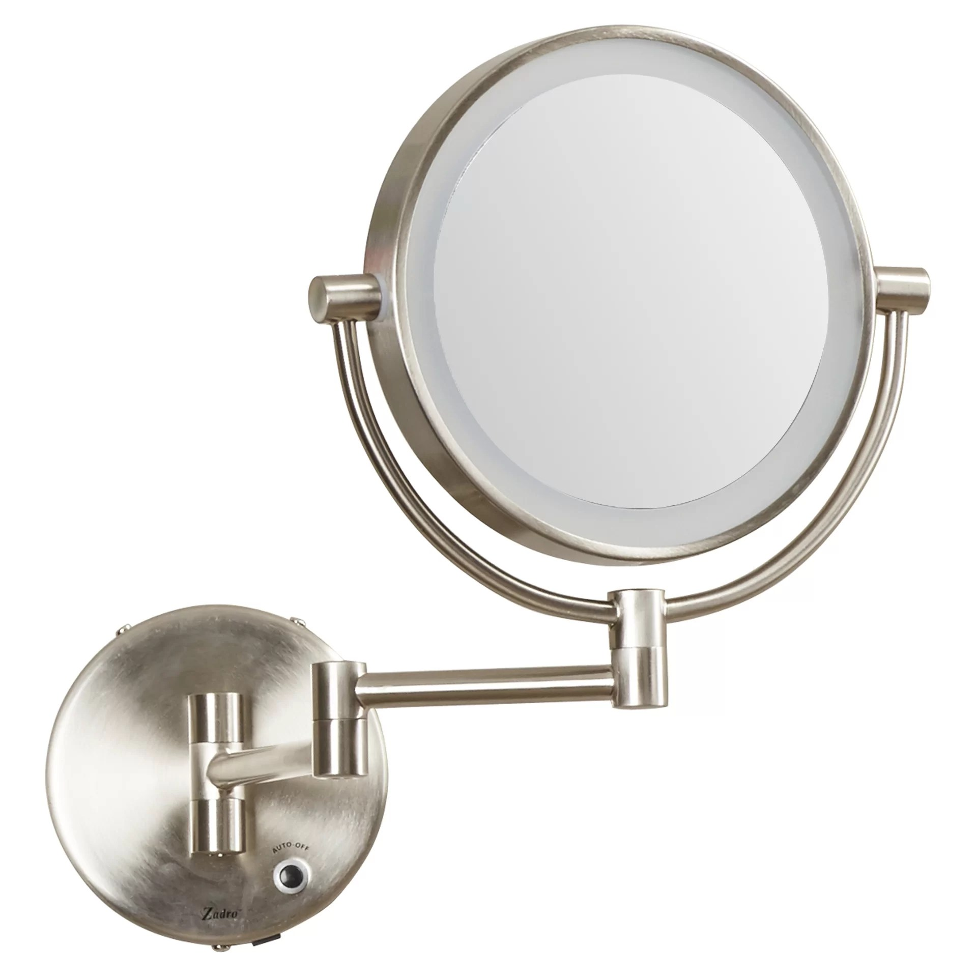 Varick Gallery Howell Lighted Wall Mount Mirror Amp Reviews
