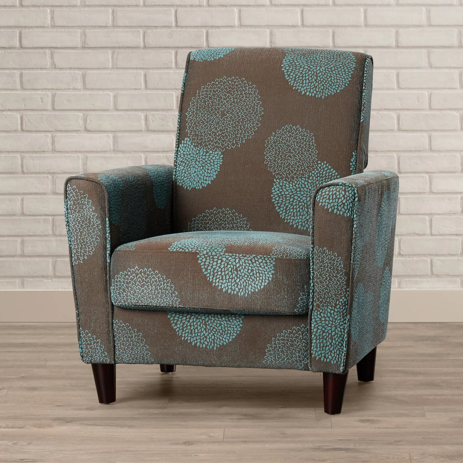 Armed Accent Chairs Varick Gallery Harman Arm Chair And Reviews Wayfair