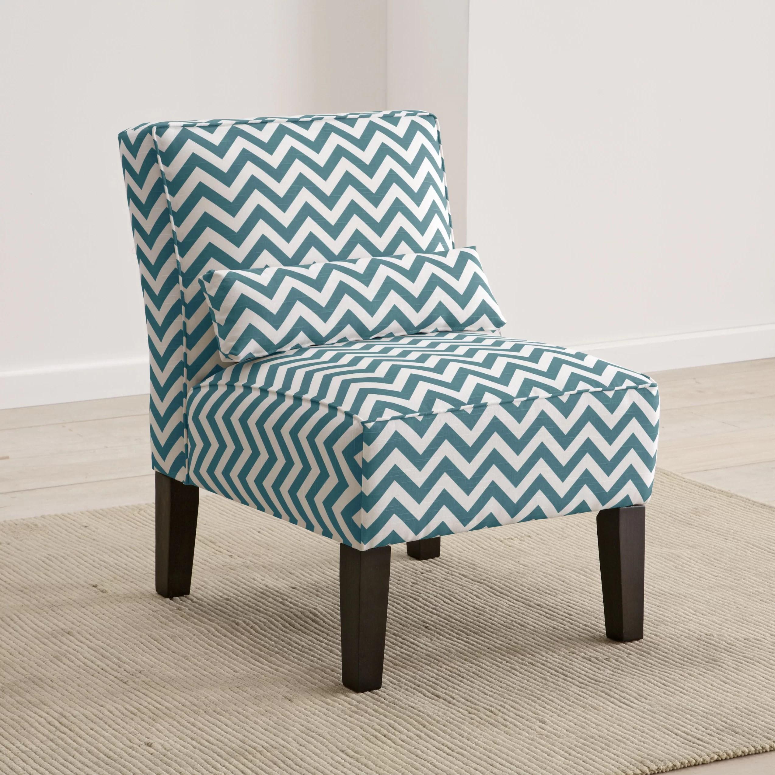 Brayden Studio Cloverdale Upholstered Slipper Chair