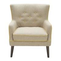 Brayden Studio Castor Accent Chair | Wayfair