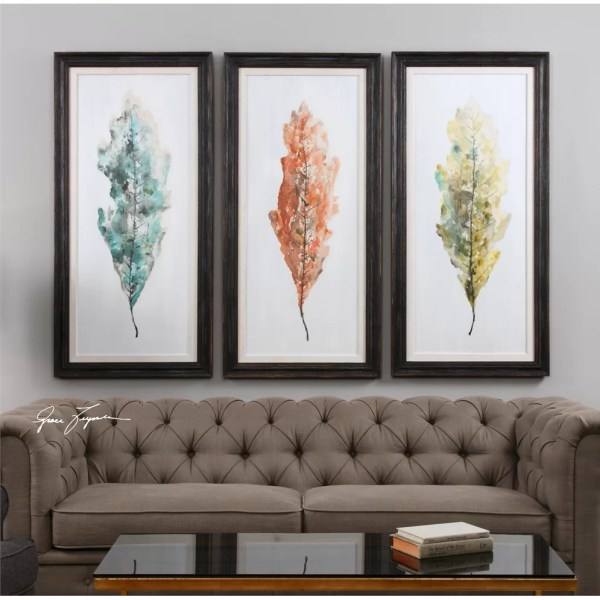 3 Piece Framed Wall Art