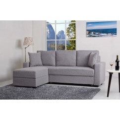 Aspen Convertible Sectional Storage Sofa Bed Blue And White Striped Brayden Studio Keshawn Sleeper Reviews Wayfair