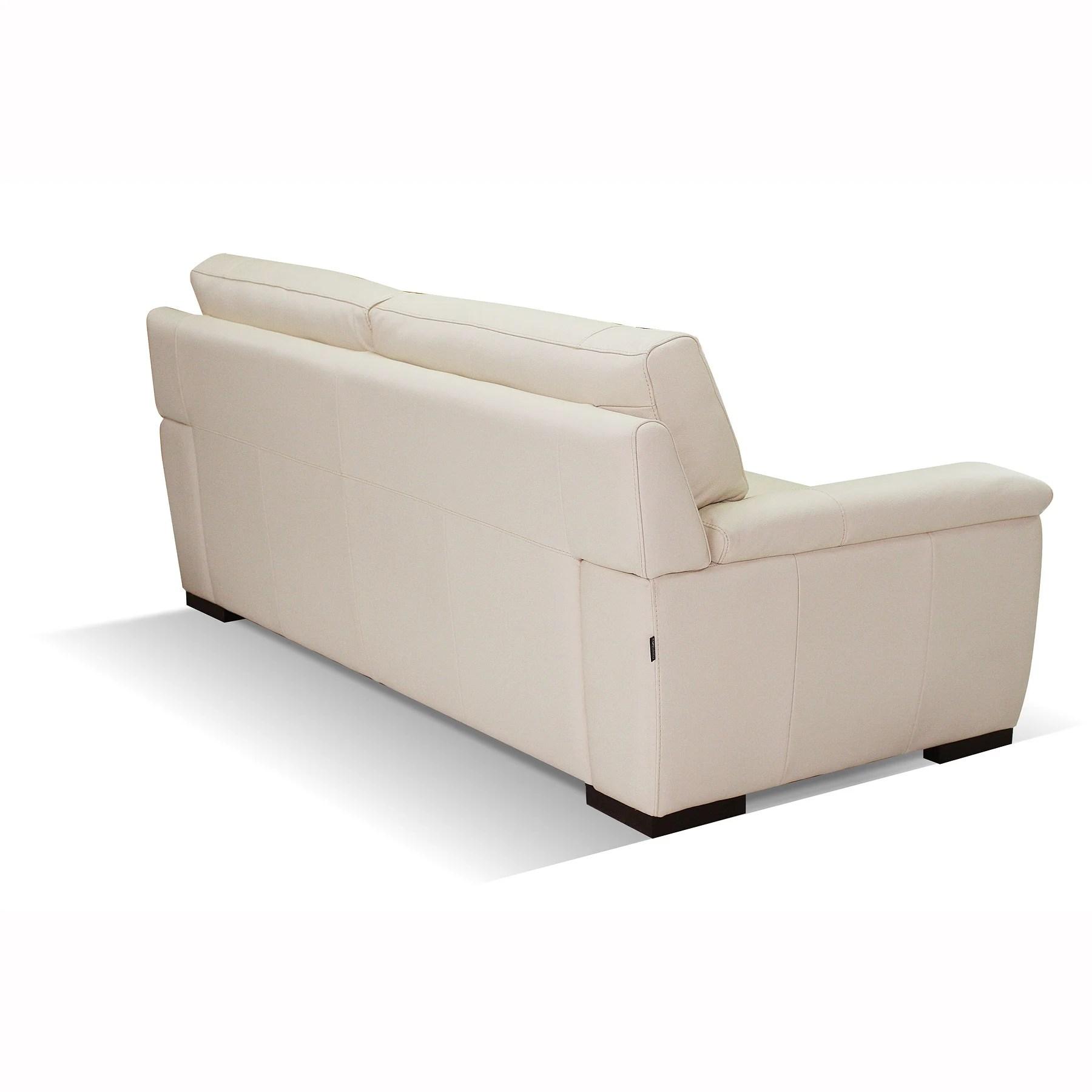 albany leather sofa more bohus wade logan 3 seater wayfair