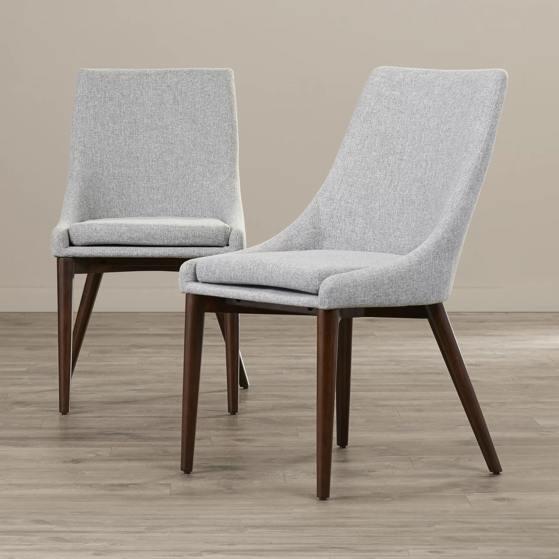 parsons chairs upholstered counter corrigan studio carmelo chair and reviews wayfair