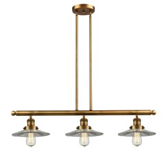 3 Light Kitchen Island Pendant Country Rugs Innovations Lighting Holophone Glass
