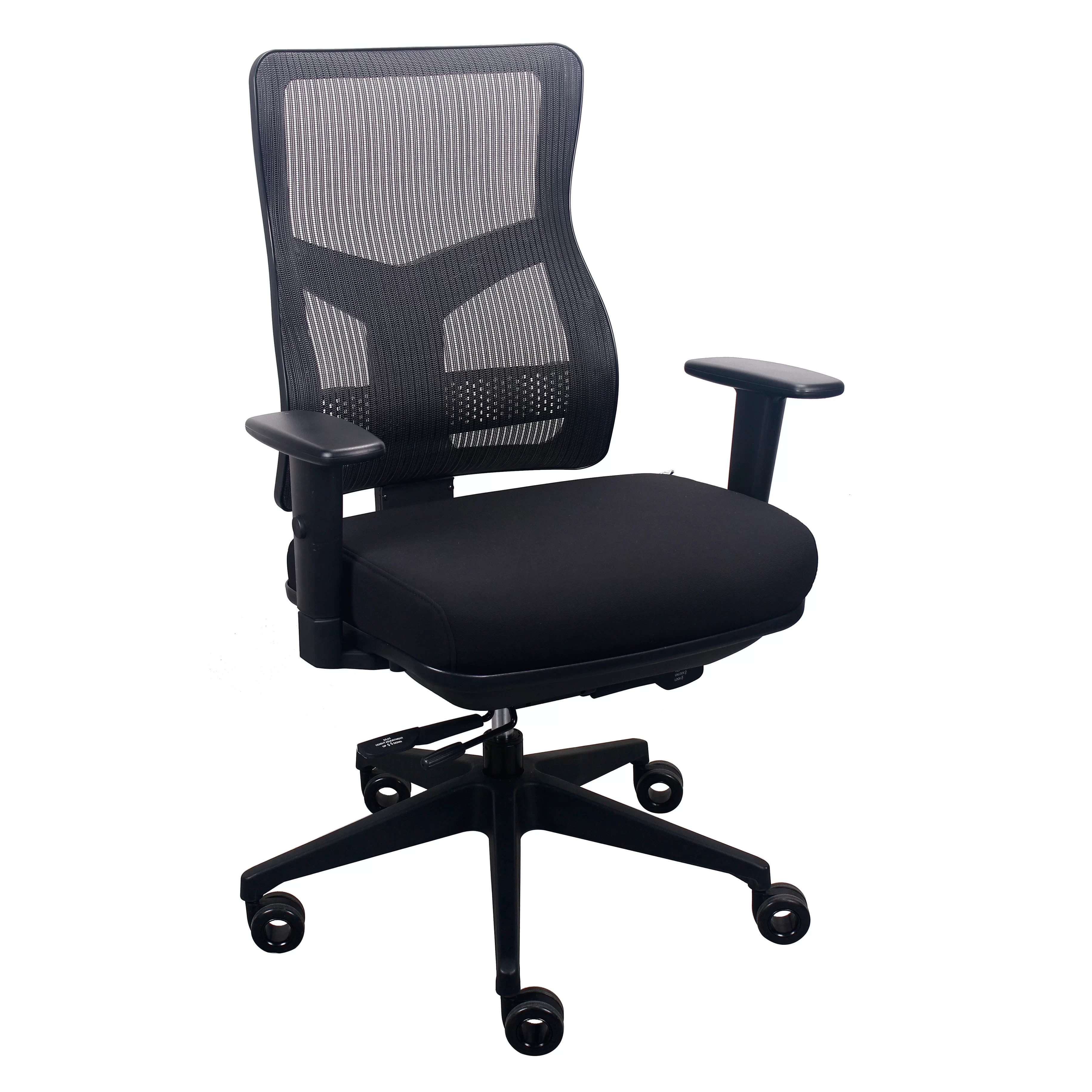 TempurPedic HighBack Mesh Executive Office Chair with