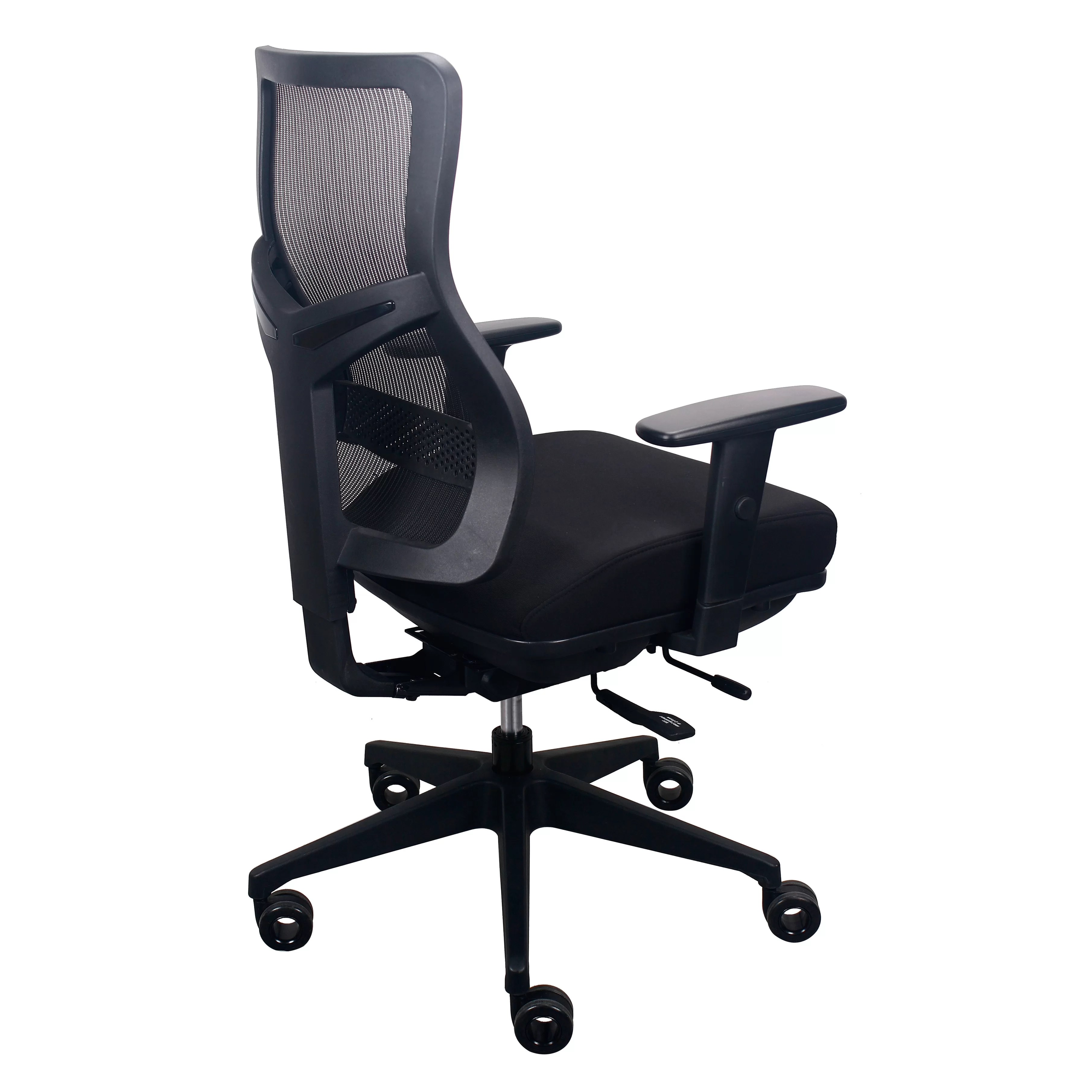 Tempur Pedic Office Chair Tempur Pedic High Back Mesh Executive Office Chair With