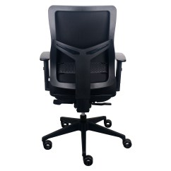 Tempur Pedic Office Chair Tp4000 Reviews Foldable Circle High Back Executive With Arms